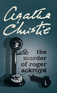 Ebook The Murder of Roger Ackroyd by Agatha Christie TXT!
