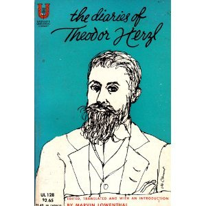 The Diaries of Theodor Herzl
