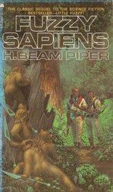 Fuzzy Sapiens (Fuzzy Sapiens, #2)