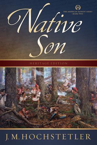 Native Son (American Patriot Series, #2)