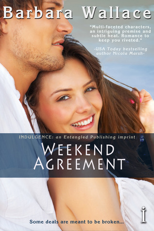 Ebook Weekend Agreement by Barbara  Wallace read!
