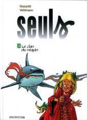 Le clan du requin (Seuls, #3)