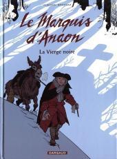 La Vierge noire (Le Marquis d'Anaon #2)