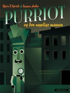 Purriot og den usynlige mannen by Bjørn F. Rørvik