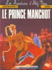 Alef-Thau, Tome 2 : Le prince manchot