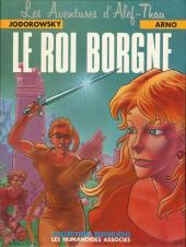 Les Aventures d'Alef-Thau, tome 3 : Le roi Borgne