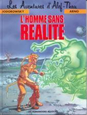 Les Aventures d'Alef-Thau, tome 6 : L'homme sans réalité