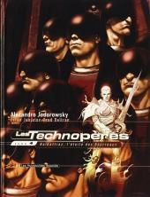 Halkatrazz (Les Technopères #4)
