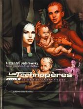 Les Technopères, Tome 5 : La Secte Des Techno évèques (Les Technopères #5)