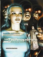 Les Technopères, Tome 7: Le jeu parfait (Les Technopères #7)