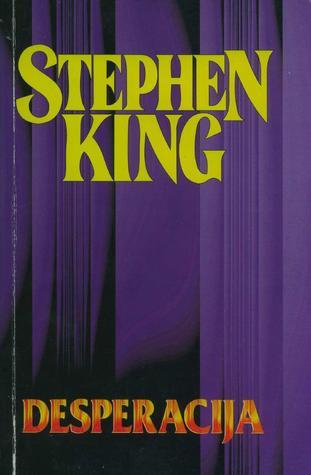 Desperacija (Stephen King raštai, #28)