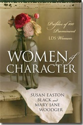 Women of Character by Susan Easton Black