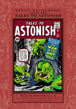 Marvel Masterworks: Atlas Era Tales to Astonish, Vol. 3(Marvel Masterworks: Atlas Era)
