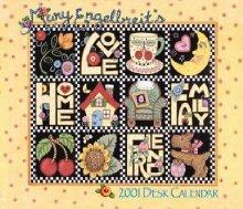 Mary Engelbreit's Love, Home, Family, Friend 2001 Desk Calendar by Mary Engelbreit