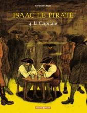 La Capitale (Isaac le pirate #4)