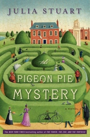The Pigeon Pie Mystery by Julia Stuart
