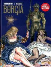 Les Flammes du Bûcher (Borgia #3)
