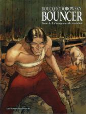 La Vengeance du manchot (Bouncer #4)