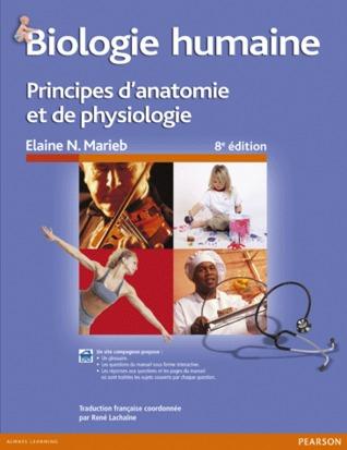 Biologie humaine, principes d'anatomie et de physiologie