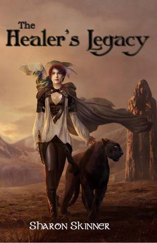 The Healer's Legacy by Sharon Skinner