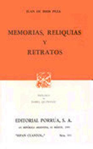 Memorias, Reliquias y Retratos (Sepan Cuantos, #594)