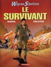 Le Survivant (Wayne Shelton #4)