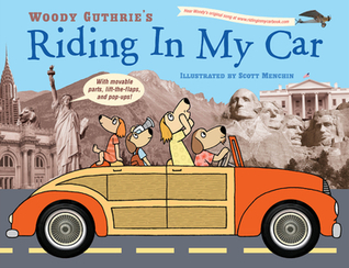 Riding in My Car by Woody Guthrie