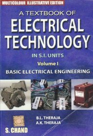 A Text Book Of Electrical Technology By BL Theraja