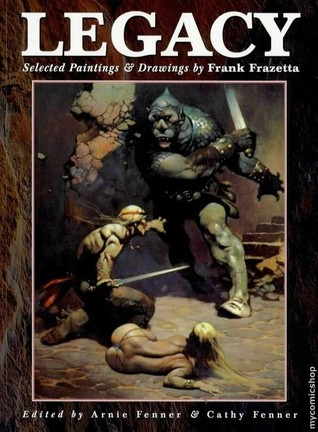 Legacy by Frank Frazetta