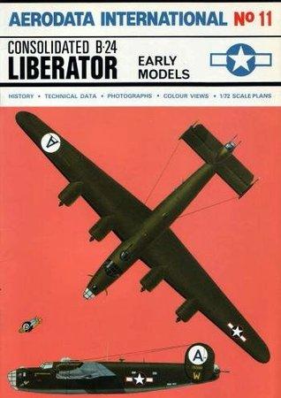 Consolidated B-24 Liberator early models (Aerodata International, #11)