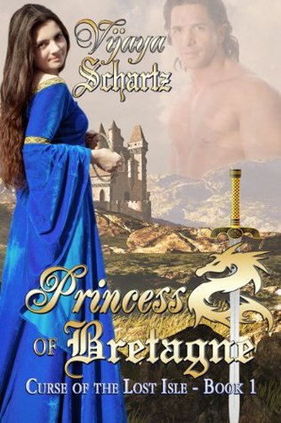 Princess of Bretagne (Curse of the Lost Isle, #1)