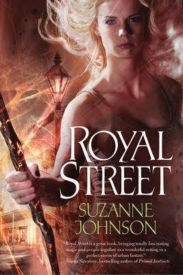 Ebook Royal Street by Suzanne  Johnson PDF!