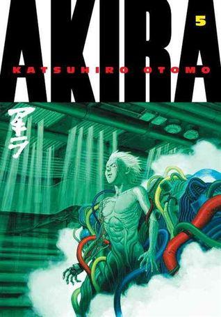 Akira, Vol. 5 by Katsuhiro Otomo