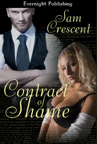 Contract Of Shame by Sam Crescent