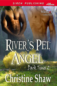 River's Pet, Angel by Christine Shaw