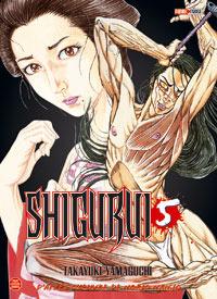 Shigurui 5 by Takayuki Yamaguchi