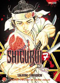 Shigurui 7 by Takayuki Yamaguchi