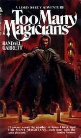 Too Many Magicians by Randall Garrett
