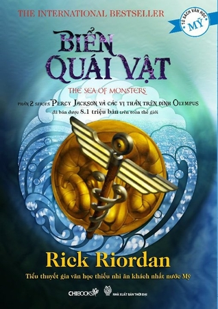 Biển Quái Vật (Percy Jackson Và Các Vị Thần Olympia, #2)