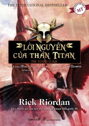 Lời Nguyền Của Thần Titan (Percy Jackson Và Các Vị Thần Olympia, #3)