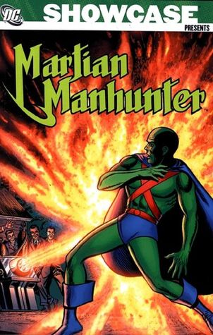 Showcase Presents: Martian Manhunter, Vol. 1(Showcase Presents: Martian Manhunter 1)