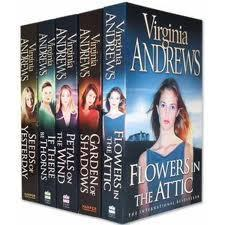 Dollanganger Boxed Set Flowers In The Attic If There Be