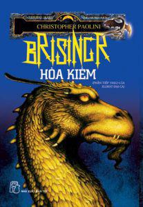 Brisingr - Hỏa Kiếm 2 (Di Sản Thừa Kế, #3)