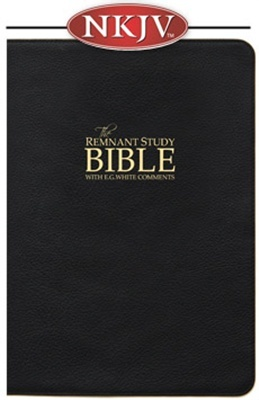 Remnant Study Bible with E.G. White Comments