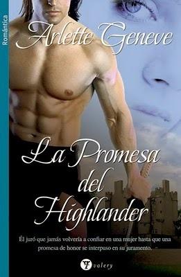 La promesa del highlander (Waterfallcastle, #1)