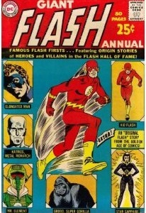 Flash Annual  1 Giant Sized
