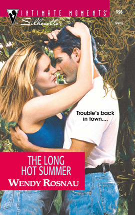 Long Hot Summer (Silhouette Intimate Moments, 996)