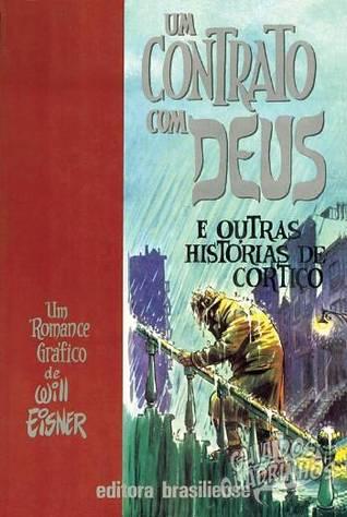 Ebook Um contrato com Deus e outras histórias de cortiço by Will Eisner PDF!