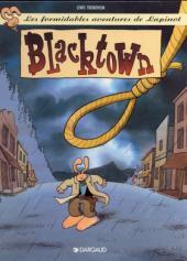 Blacktown (Les Formidables Aventures De Lapinot, #1)