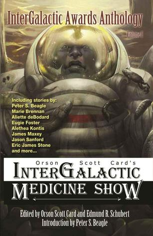 InterGalactic Awards Anthology, Vol. I by Orson Scott Card